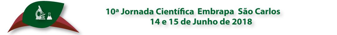 Jornada Científica Embrapa São Carlos